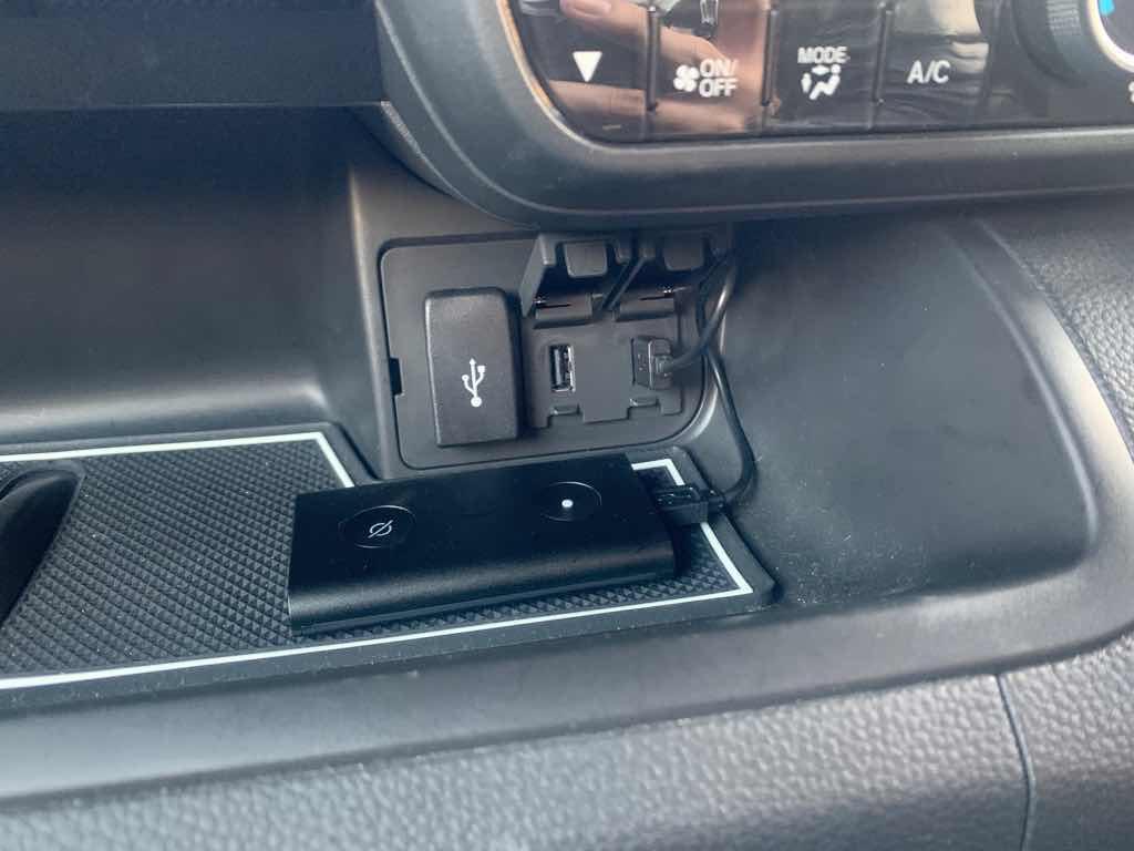 N-BOXとEcho Auto